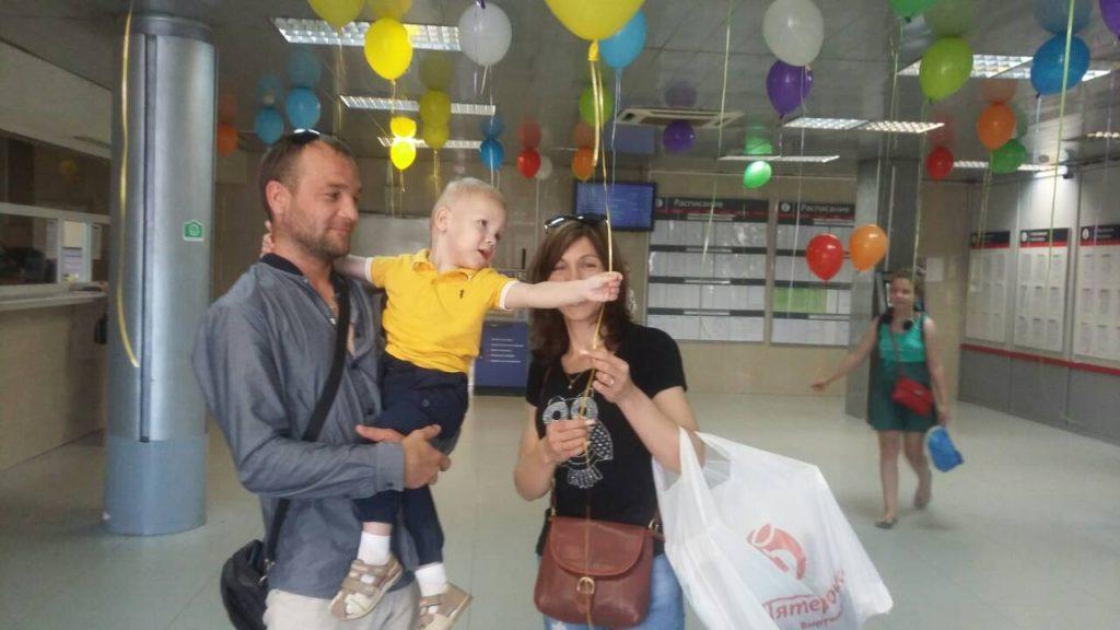 2 1024x576 - АО «Саратовская ППК» поздравила своих пассажиров с Днём семьи, любви и верности