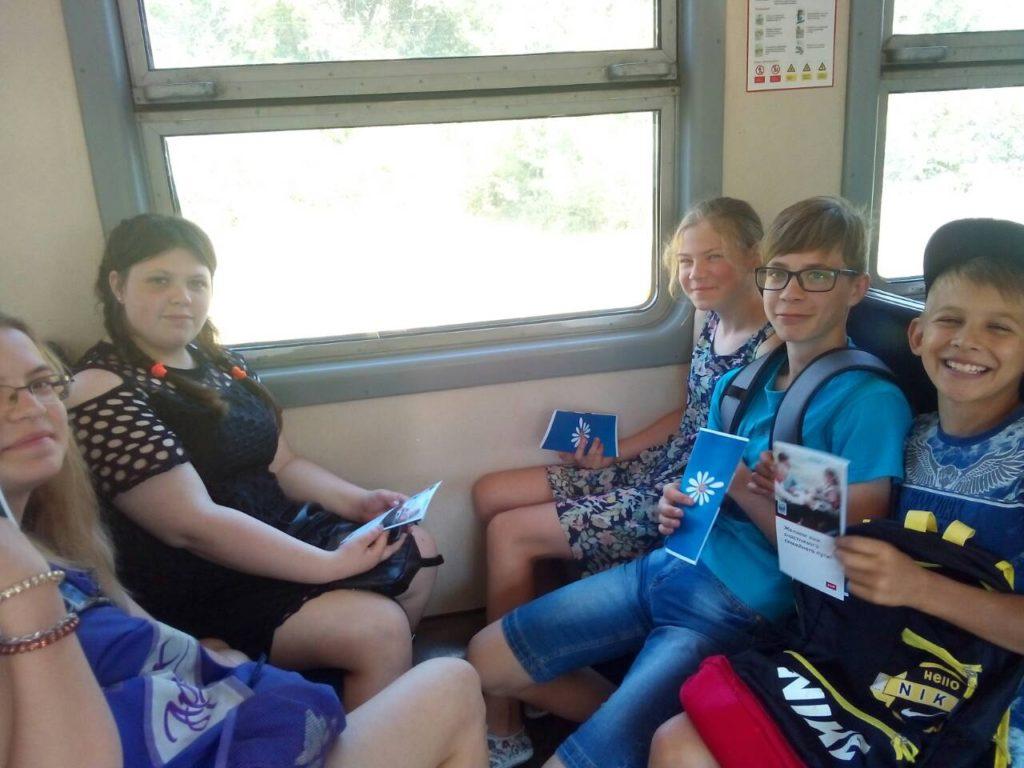 2 1024x768 - АО «Саратовская ППК» поздравила своих пассажиров с Днём семьи, любви и верности
