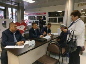 IMAG1460 300x225 - На саратовском вокзале прошёл День пассажира!