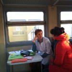 IMG 20181123 085917 150x150 - В пригородном поезде Сенная - Саратов прошла акция «Вагон к здоровью»
