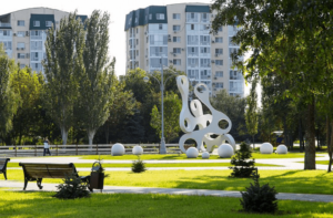 park min 1 300x197 - Культурно-познавательный маршрут: «Немцы Поволжья»