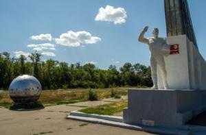 prizemlenie 300x197 - Наш город – космическая гавань Первого Космонавта Планеты!