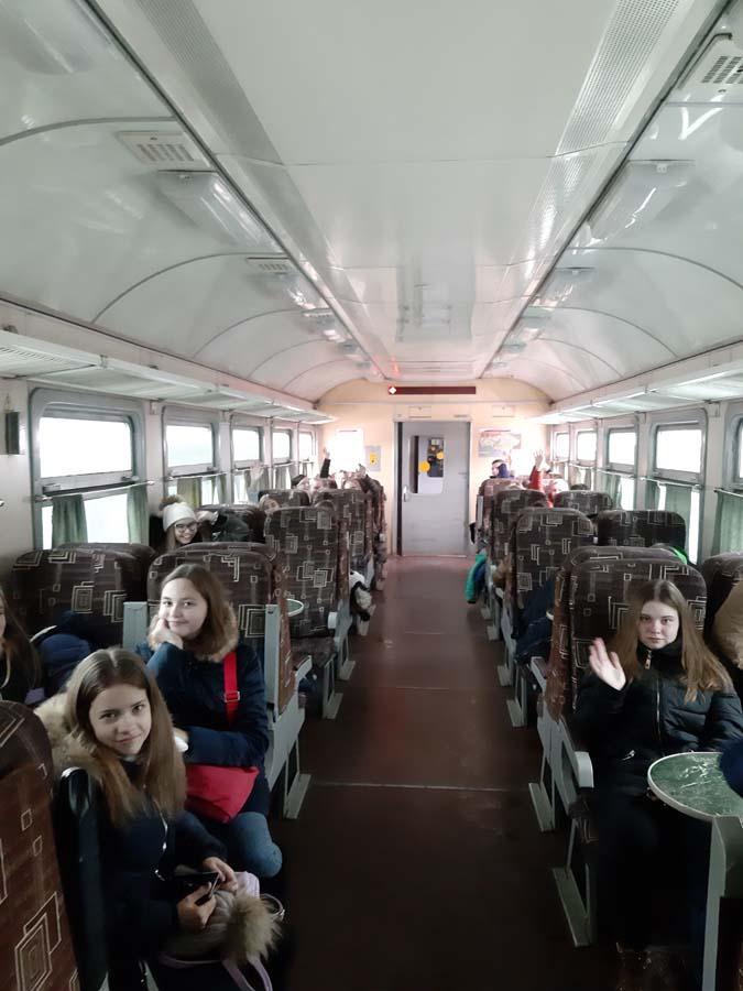 20181127 105230 - 27.11.2018 Экскурсия - вокзал и депо Анисовка