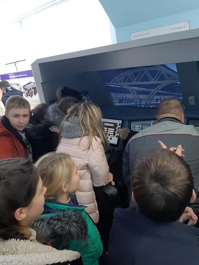 20181127 125827 - 27.11.2018 Экскурсия - вокзал и депо Анисовка