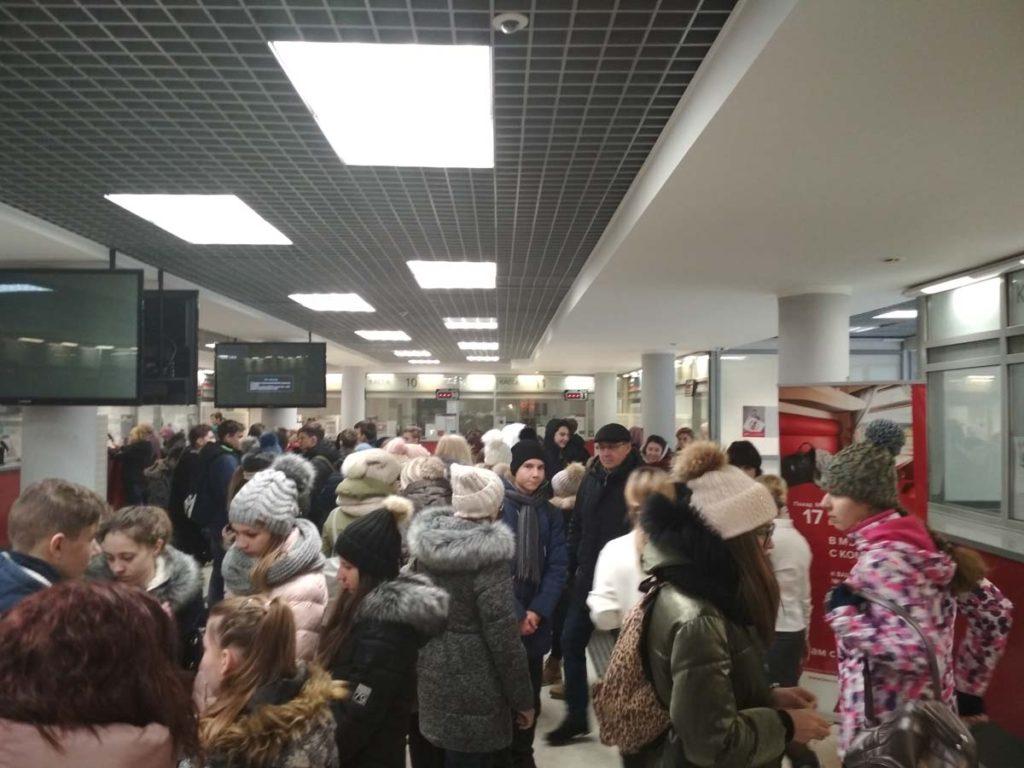 IMG 20181127 102726 1024x768 - 27.11.2018 Экскурсия - вокзал и депо Анисовка