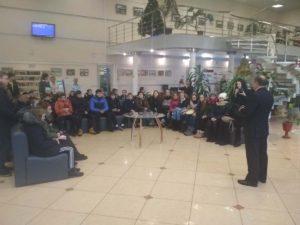 IMG 20181129 093610 300x225 - 29.11.2018 Экскурсия на вокзале и депо Анисовка