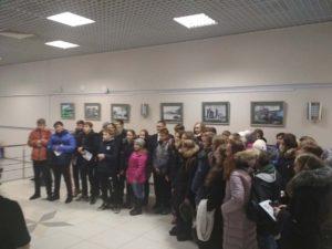 IMG 20181129 101008 300x225 - 29.11.2018 Экскурсия на вокзале и депо Анисовка