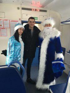 IMG 3023 26 12 18 09 52 225x300 - Поздравления в поездах с Новым годом 24 - 28 декабря