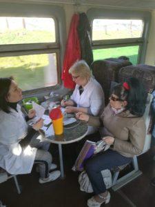 IMG f6263ef41970764cff7f50b9c760ca93 V 225x300 - Для пассажиров проведена акция «Поезд ЗДОРОВЬЯ»