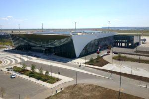 Гагарин пассажирский терминал 300x200 - Участники забега GAGARINRUNWAY смогут воспользоваться бесплатным трансфером в аэропорт «Гагарин»
