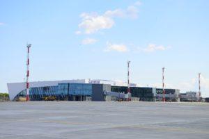Гагарин пассажирский терминал вид с перрона 300x200 - Участники забега GAGARINRUNWAY смогут воспользоваться бесплатным трансфером в аэропорт «Гагарин»