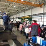 agqlvk5bwf4 150x150 - 26 февраля 2020г. сотрудники АО «Саратовская ППК» организовали экскурсию в депо Анисовка для школьников