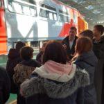 aruaoppclps 150x150 - 23 января 2020г. сотрудники АО «Саратовская ППК» организовали экскурсию в депо Анисовка для школьников