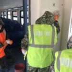 img 5068.jpg 150x150 - Меры по профилактике коронавируса усилили в пригородных поездах Саратовской пригородной пассажирской компании.