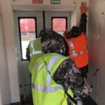 img 5077.jpg 150x150 - Меры по профилактике коронавируса усилили в пригородных поездах Саратовской пригородной пассажирской компании.