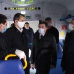 54745 1587385754 2 big 150x150 - Противоэпидемиологические меры в пригородных поездах прошли проверку