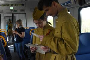 dsc 0167 300x200 - Более 1100 жителей Саратовской области посетили Волгоград на электропоезде во время майских праздников.