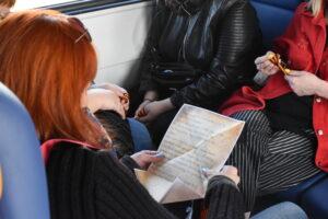 dsc 0184 300x200 - Более 1100 жителей Саратовской области посетили Волгоград на электропоезде во время майских праздников.
