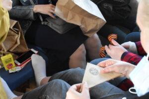 dsc 0188 300x200 - Более 1100 жителей Саратовской области посетили Волгоград на электропоезде во время майских праздников.